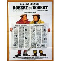 Couverture de Robert et Robert