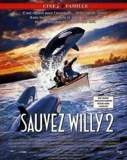 Couverture de Sauvez Willy 2