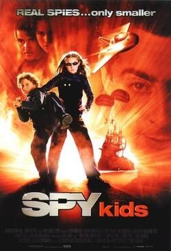 Couverture de Spy Kids, Épisode 1