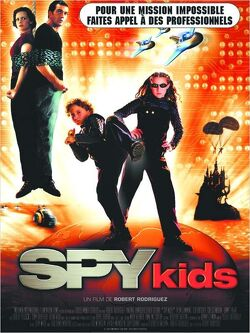Couverture de Spy Kids, Épisode 1
