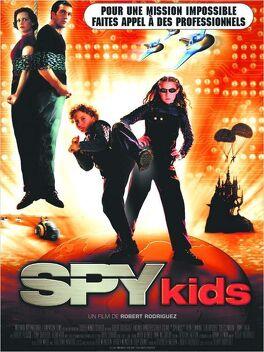 Couverture du livre : Spy Kids, Épisode 1