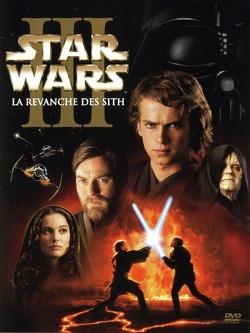 Couverture de Star Wars, Épisode 3 : La revanche des Sith
