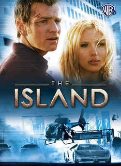 Couverture de The Island