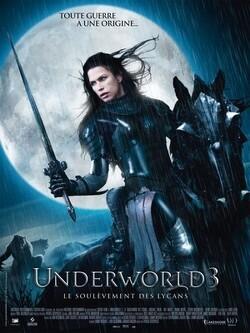 Couverture de Underworld, Épisode 3 : Le soulèvement des lycans