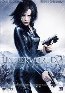 Couverture de Underworld, Épisode 2 : Évolution
