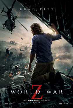 Couverture de World War Z