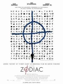 Couverture de Zodiac
