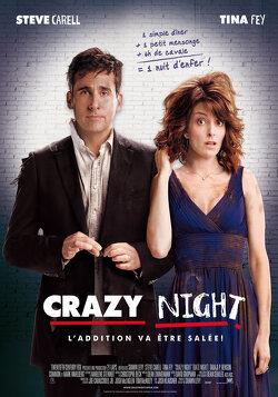 Couverture de Crazy Night