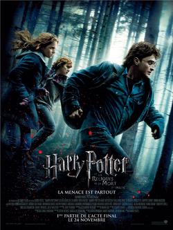 Couverture de Harry Potter, Épisode 7, Partie 1 : Harry Potter et les Reliques de la mort