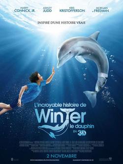 Couverture de L'incroyable histoire de Winter le dauphin