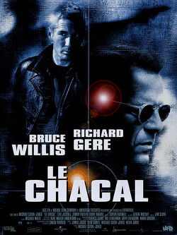 Couverture de Le chacal