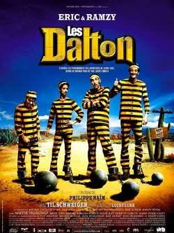 Couverture de Les Dalton