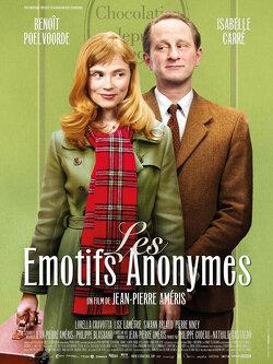 Couverture de Les Emotifs anonymes