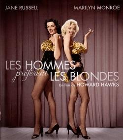 Couverture de Les hommes préfèrent les blondes