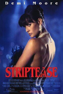 Couverture de Striptease