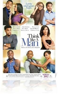 Couverture de Think Like a Man