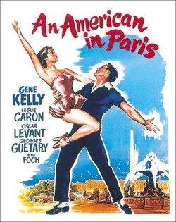 Couverture de Un Américain à Paris
