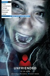 couverture Unfriended