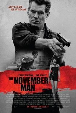 Couverture de The November Man