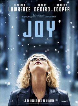 Couverture de Joy