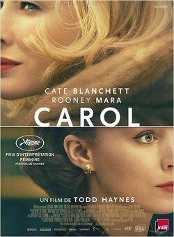 Couverture de Carol