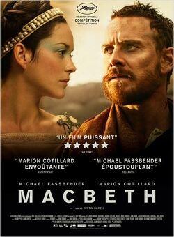 Couverture de Macbeth