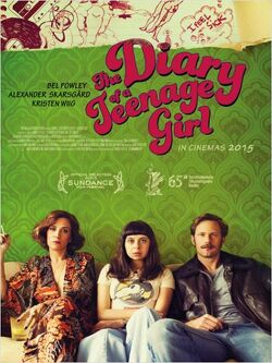 Couverture de The Diary of a Teenage Girl