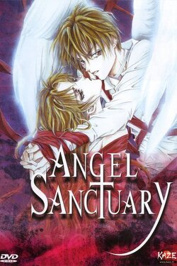 Couverture de Angel Sanctuary