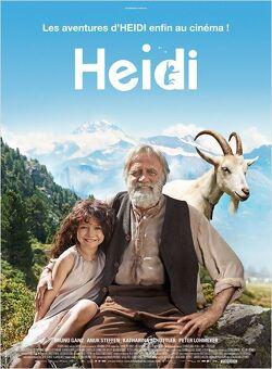 Couverture de Heidi