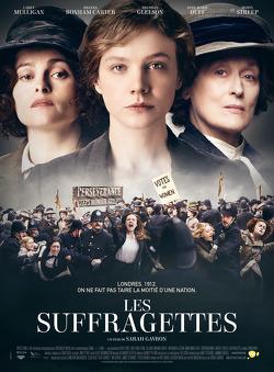 Couverture de Les suffragettes