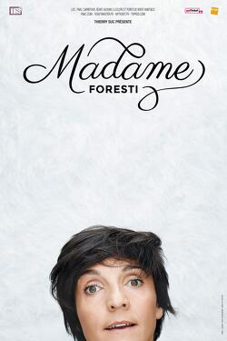 Couverture de Madame Foresti