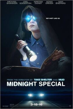 Couverture de Midnight Special
