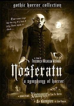 Couverture de Nosferatu le vampire