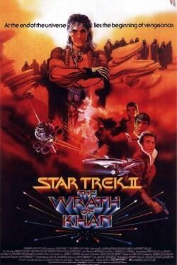 Couverture de Star Trek II : La Colère de Khan