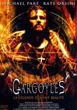 Couverture de Gargoyles