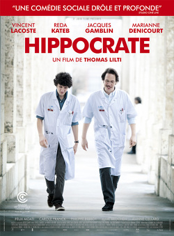 Couverture de Hippocrate