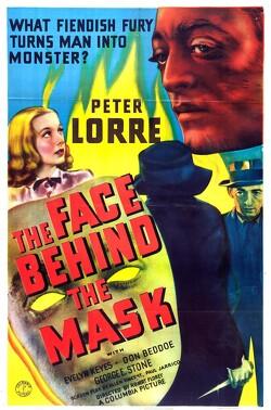 Couverture de L'Homme Au Masque
