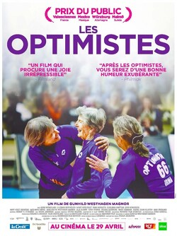 Couverture de Les optimistes