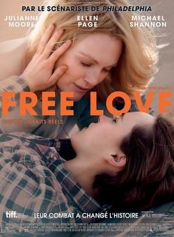 Couverture de Free Love