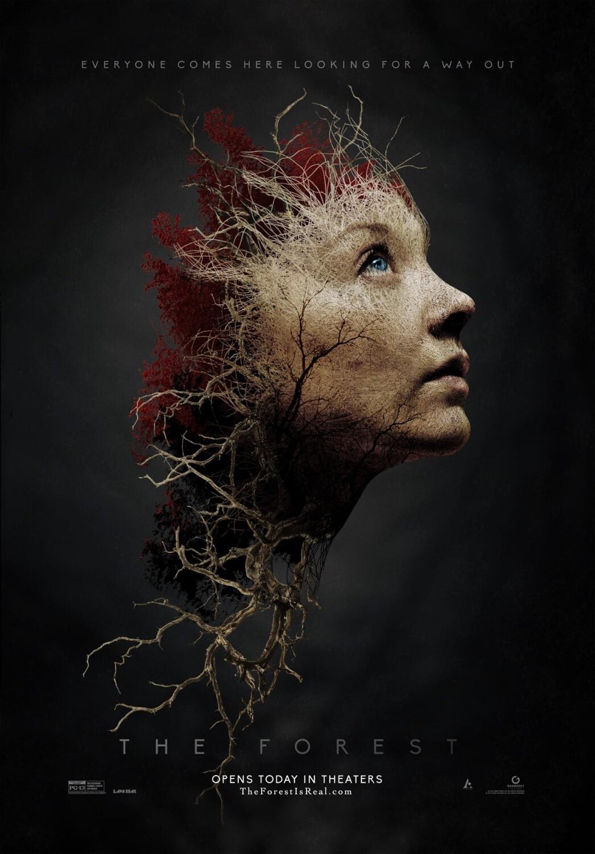 Affiches et pochettes The Forest de Jason Zada