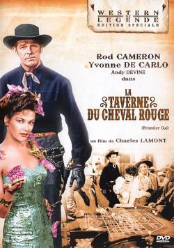 Couverture de La Taverne Du Cheval Rouge