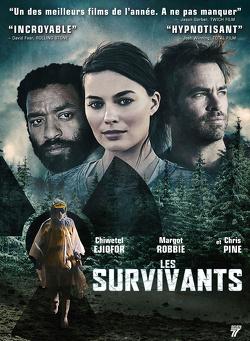 Couverture de Les Survivants