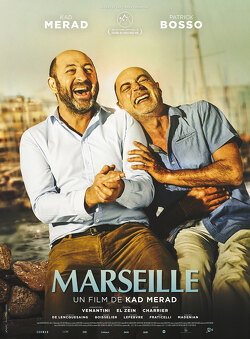 Couverture de Marseille