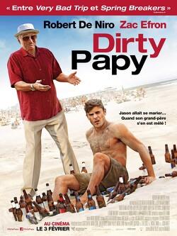Couverture de Dirty papy