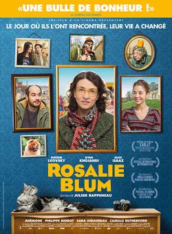 Couverture de Rosalie Blum