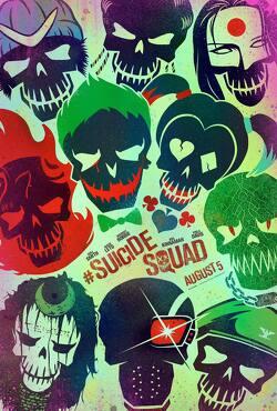 Couverture de Suicide Squad