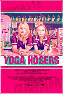 Couverture du livre : Yoga Hosers
