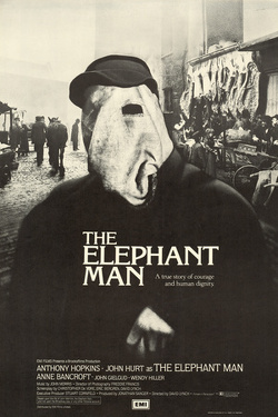 Couverture de Elephant Man