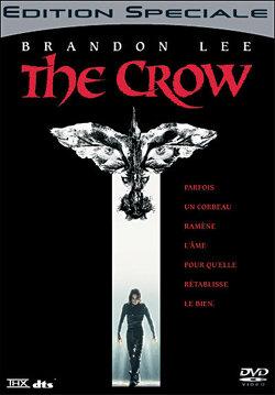 Couverture de The Crow