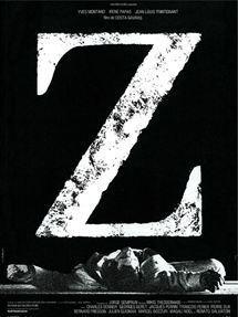 Couverture de Z